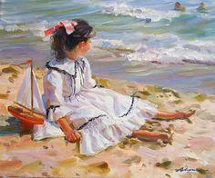 """Caressing Sun"" by Alexander Averin"