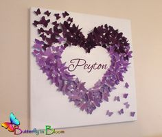 20+x+20+Personalized+Purple+Ombre+Name+by+TheButterflyInBloom