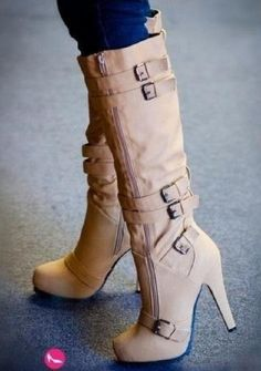 I'm in love with these boots!