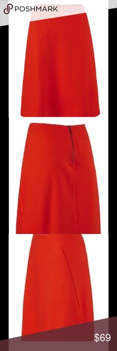 CAbi Skirt CAbi Fiery Skirt. Color:  Fiery Red. CAbi Skirts A-Line or Full
