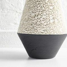CMF we like / Vase/ Contrast / Wood / 3D / at Albrecht Durer Vessel by Leah Jensen   The New Craftsmen