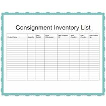 Business Inventory Template Floor Clock Pulaski  The Millionaire's Daughter  Consignment .