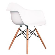 Eames DAW Wit Design Armstoel