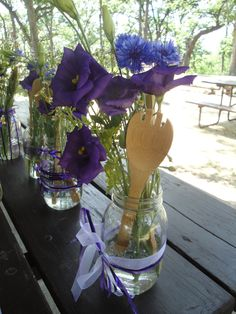 bridal shower centerpiece, by @Jessi Parrett Eikos