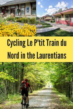 Biking Le P'tit Trai