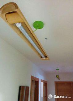 Bamboo LED Lamp #LedLamp