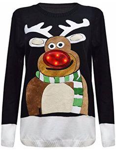 Hommes Noël Nouveauté Drôle T-Shirt Noël Pudding Pull Coton Top à encolure ras-du-cou