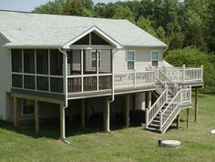 Greenville Sc Screened Porches Builders Enclose