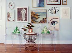 DIY All-Seeing Eye Mirror
