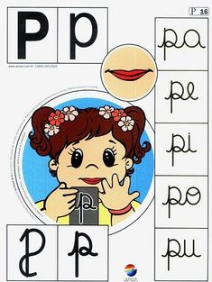 P Apraxia, English Words, Homeschool, Family Guy, Comics, Fictional Characters, 1, Girls, Kids Activity Ideas