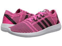 adidas Originals Element Refine Neon Pink/Running White/Black - 6pm.com