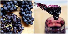 Szőlőlekvár egyszerűen! Bármilyen szőlőből készítheted! - Egy az Egyben Marmalade, Blackberry, Grapefruit, Jelly, Muffin, Canning, Food, Essen, Blackberries