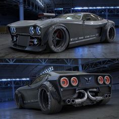 Receive wonderful ideas on concept cars. They are offered for you on our site. Custom Muscle Cars, Custom Cars, Supercars, Best Luxury Cars, Futuristic Cars, Sweet Cars, Modified Cars, Rat Rods, Amazing Cars