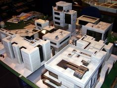 Infinity the game scenery Warhammer Terrain, 40k Terrain, Game Terrain, Wargaming Terrain, Warhammer 40k, Infinity Table, Infinity The Game, Modern Game Tables, Building Painting