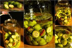U nás na kopečku: ... ořechovka ... Pickles, Sprouts, Cucumber, Smoothie, Food And Drink, Homemade, Traditional, Vegetables, Cookies