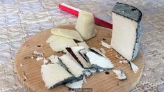 Balkan Donkey Milk Cheese