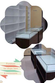 Furniture for shops, bars, restaurants & retails #doridesign #art #creativity #design #diy #wood #furniture
