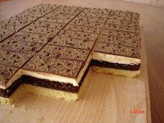 Slovak Recipes, Czech Recipes, My Favorite Food, Favorite Recipes, Candy Cookies, Desert Recipes, Food Hacks, Nutella, Baking Recipes