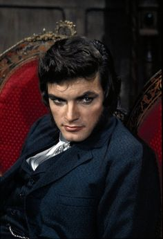 David Selby played Quentin Collins