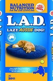Cobber Lazy Dog Food