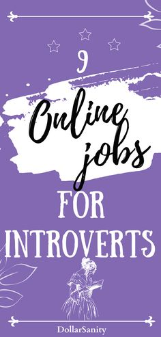Online part-time jobs for people who like to work alone. Make Money From Home, Way To Make Money, Legit Online Jobs, Part Time Jobs, Hate People, You Working, Alone, Good Job, Introvert