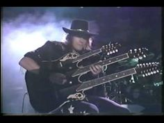 Bon Jovi - Wanted Dead or Alive (live 89)