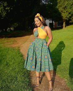 Seshoeshoe Dresses, African Prom Dresses, African Dresses For Women, African Attire, African Outfits, African Wear, African Style, Wedding Dresses, African Fashion Skirts