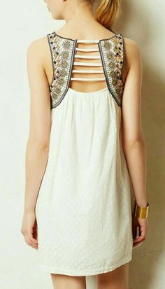 Blouse design back. Diy kurta design. Diy dress design.