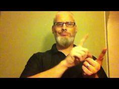 Asl Videos, Asl Signs, Free Thinker, Atheist, Vocabulary, Youtube, Youtubers, Vocabulary Words, Youtube Movies