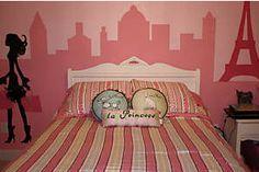 paris bedroom pictures ideas parisian french poodle eiffel tower bedding sets
