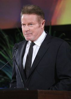 Recipient of the EMA Missions in Music Awards, Don Henley speaks onstage during the 25th annual EMA Awards presented by Toyota and Lexus and hosted by the Environmental Media Association at Warner Bros. Studios on October 24, 2015 in Burbank, California. - Environmental Media Association Hosts Its 25th Annual EMA Awards