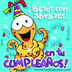 imagenes para desar feliz cumpleaños a nuestros amigos y familiares