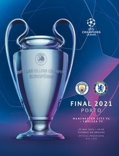 Football Tournament, Football Program, Team V, Christian Pulisic, Printed Magnets, Man Of The Match, Fc Chelsea, European Cup, Uefa Champions League