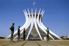 Catedral Metropolitana de Brasília, Brasil