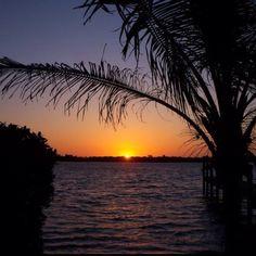 Easter Sunrise on Siesta Key Florida 4/8/2012. Taken by Charlie Garrett.