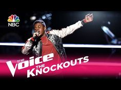 """(60) The Voice 2017 Knockout - Quizz Swanigan: """"Chains"""" - YouTube"""