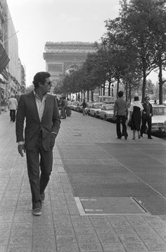 Rendezvous With Marcello Mastroianni In Paris Paris septembre 1977 rencontre avec l'acteur Marcello MASTROIANNI à l'occasion de la sortie du film...