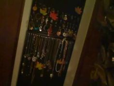 Get Your Organize On: Necklaces and Earrings :)