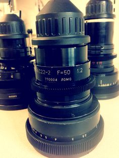 Our LOMO round front anamorphic lenses are now available to hire. Set includes 35mm, 50mm & 75mm.