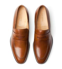 Only Penny Loafer that's never disgusted me.  Abe Penny Loafer - Jack Erwin