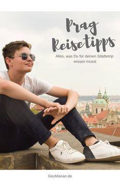 Du möchtest nach Prag reisen? Hier findest Du meinen vollständigen Prag Guide mit allem, was Du für deinen Prag Städtetrip wissen musst. Inklusive: Geld sparen in Prag, Stadtrundgang und die schönsten Aussichtspunkte der Stadt!
