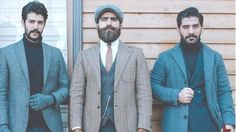 A group of young men hopes to put Iraqi Kurdistan on the fashion map - and effect social change.