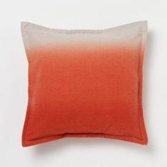 Terrain Hand-Dyed Ombre Pillow #shopterrain