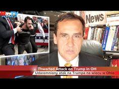 Trump zaatakowany na wiecu - Max Kolonko Mówi Jak jest
