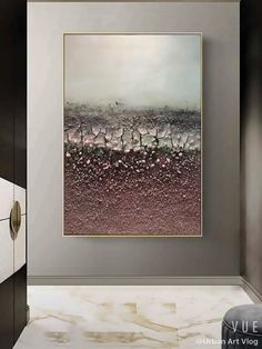 An at-home weekly treatment giving you smoother, softer skin. Diy Canvas Art, Abstract Canvas Art, Abstract Tree Painting, Textured Canvas Art, Gold Canvas, Large Canvas, Large Art, Abstract Painting Techniques, Art Techniques