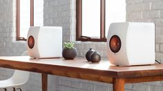 """KEF LS50 Wireless speakers aim to """"improve on greatness"""" 