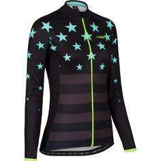 Wiggle | dhb Women's Blok Superstar Long Sleeve Jersey | Long Sleeve Cycling Jerseys £44.99