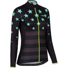 Wiggle | dhb Women's Blok Superstar Long Sleeve Jersey | Long Sleeve Cycling Jerseys £44.99
