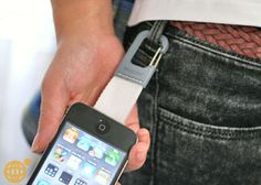 iPhone strap..that'll work!