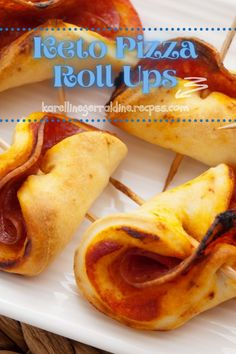 Keto Pizza Roll Ups. Many people who are on a low carb diet are constantly on the lookout for ways to replace unhealthy food with healthy alternatives. #YummyHealthySnacks #HealthyCookies #KetoSnacks #HealthyKidFriendlyDinners #HealthyFoodForKids #EasyHealthyLunchIdeas #HealthyRecipesForKids #HealthyColdLunches #AtkinsSnacks Cheap Recipes, Easy Delicious Recipes, Top Recipes, Cheap Meals, Quick Recipes, Amazing Recipes, Popular Recipes, Whole Food Recipes, Dinner Recipes